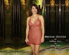 Posted by SF Series and Movies  Star Trek Nemsesis- Marina Sirtis