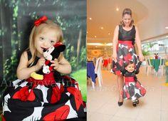 Blog Prosa Amiga: Vestidos Minnie da Loja Ana Giovanna Moda Infantil...