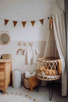 Unser Babyzimmer ist fertig! • Familien Mama Blog Zara Home Kitchen, Zara Home Bathroom, Baby Room Design, Baby Room Decor, Nursery Room, Nursery Design, Nursery Ideas, Zara Home Kids, Living Room Pillows