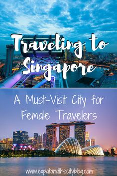 Thinking of traveling to Singapore? Here are some reasons why Singapore is a great place to travel for solo female travelers.