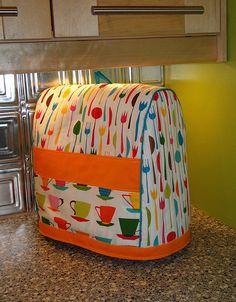 KitchenAid Mixer Cover/Cozy | Flickr - Photo Sharing!