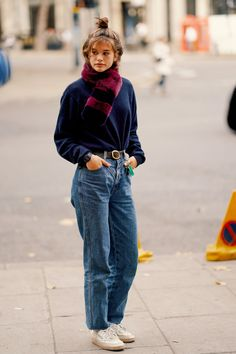 The Best Street Style from London Fashion Week Cool Street Fashion, 90s Fashion, Fashion Outfits, Fashion 2018, London Fashion Weeks, London Stil, Winter Outfits, Casual Outfits, Winter Stil