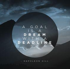 Meine nächste große Deadline steht am 1. Februar an.  Welche Deadline hast Du Dir gesetzt?  www.um180grad.de