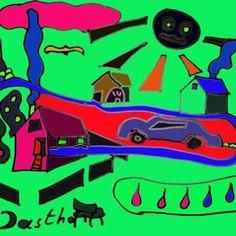 der Lebensweg Dastho nach Psychatrie