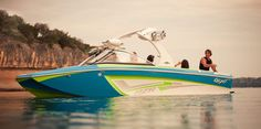 #rfdreambaord Tige Boats: A Premier Wakesurf & Wakeboard Boat Company