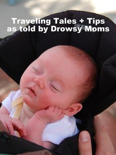 Travel Tales + Tips : as told by Drowsy Moms | Motherhood May Cause Drowsiness Book Tour | Bambini Travel