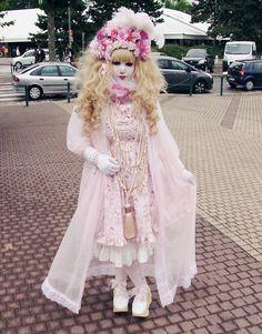 Pink (Chrysalis) #shironuri