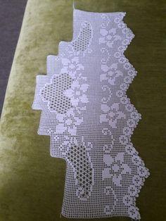 Filet Crochet, Bedding Sets, Needlework, Embroidery, Gallery, Handmade, Learn Crochet, Crochet Flowers, Towels
