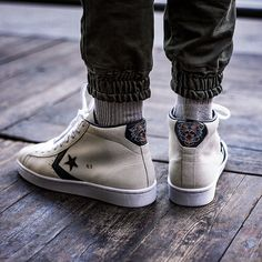 18b21407a7908f AL DAVIS X CONVERSE PRO LEATHER