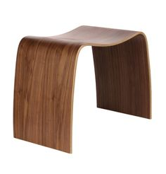Benjamin curved plywood stool a classic from ikea plywood pinterest plywood and stools - Zachte pouf ...