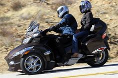 2012 Can-Am Spyder Roadsters Review [Video] - Motorcycle.com