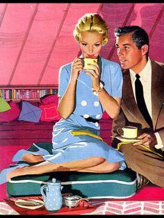 coffee love and times were damn good