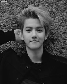 Men's Style Magazine November issue - Baekhyun