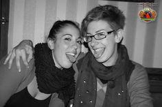 Smile con tanto di #piercing sulla lingua! @English Pub All In - Pics by @SeedMediaAgency