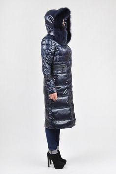 Fur hood (furhoods) Tags: winter fur shiny coat down jacket hood puffer
