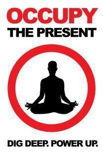 Focus on the present
