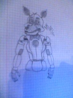 Funtime Foxy by Me