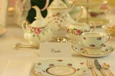 How To Throw A Proper Tea Party - yes!