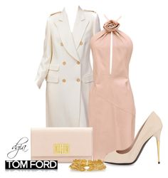 """""""Tom Ford total look"""" by dgia ❤ liked on Polyvore featuring Tom Ford"""