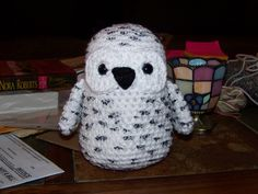 Hedwig (3) by stacymusch, via Flickr