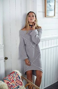 Somedays Lovin Melody Sweater Dress