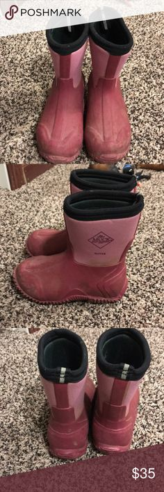 Muck boots Great shape! Very cute muck boots Shoes Rain & Snow Boots
