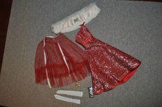 Vintage Barbie Japanese Exclusive Dress