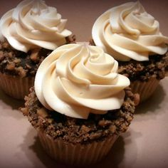 Dolce Toffee Cupcakes www.facebook.com/labelladolcecupcakes