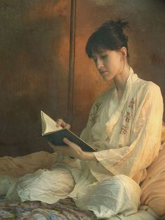 Reading book by martikson, via Flickr