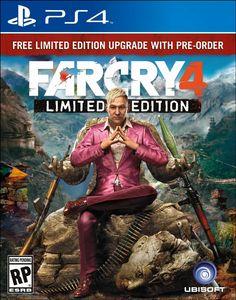 Far Cry 4 (Playstation 4) game coming Nov 18