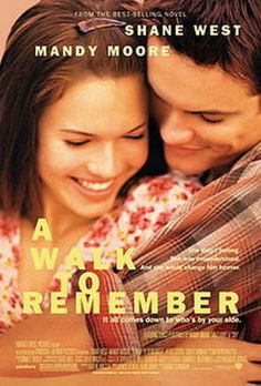 """A Walk to Remember"" by Nicholas Spark: Book and Movie"