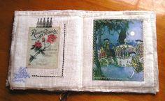 * creative lenna *: Grimm fairy tale Fabric BOOK