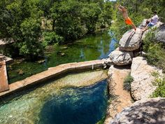 Jacob's Well, Texas, USA - Amazing Places to See in 2015