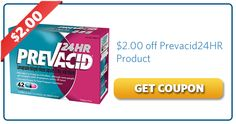 $2.00 Off Prevacid 24HR Product