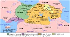 Armenia – Map « Cradle of Civilization Armenian History, Armenian Food, Armenian Military, Cradle Of Civilization, Holy Land, Black Sea, Historical Maps, Military History, Geography