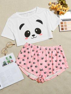 Cute Pajama Sets, Cute Pjs, Cute Pajamas, Girls Pajamas, Really Cute Outfits, Cute Lazy Outfits, Pretty Outfits, Kids Outfits, Cool Outfits