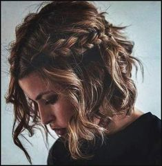 25+ best ideas about Frisuren mittellanges haar on Pinterest ... | Einfache Frisuren
