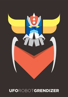 "Another vector ""classic"" robot: Daitarn 3! available now on society6.com/ilpizza and www.redbubble.com/people/ilpiz…"