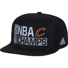 b4f8b8c944c94 adidas Men s 2016 NBA Champions Cleveland Cavaliers Adjustable Snapback Hat