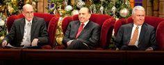 Didi @ Relief Society: 2014 First Presidency's Christmas Devotional