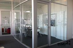 Vitrophanie décoration salle réunion > AOS > Architecture > Lyon
