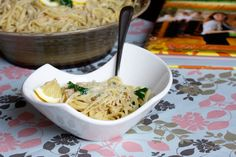 Linguine with Clam Sauce 8