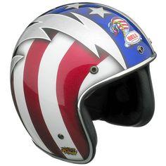 Bell Custom 500 Cobra Gillies Helmet