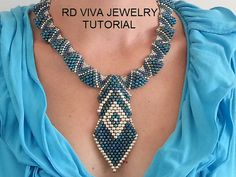 Tutorial- Batavia Necklace