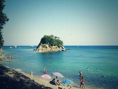 La Paolina Beach (Isola d'Elba)