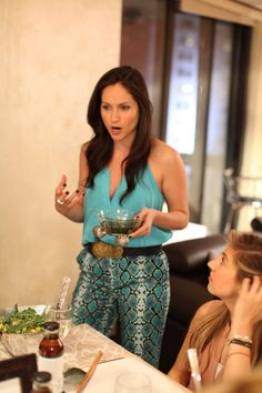 """More entertaining ideas and healthy recipes with Arielle Haspel of bewellwitharielle.com and Host of Glamour.com's cooking series """"Treat Yourself"""" @glamourmag"""