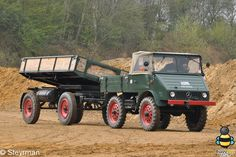 "Unimog 70200 (1949 -1951) ~ A Unimog can have as many as 30 gears in forward and reverse with PTO hookups front, rear and both sides. ~ Miks' Pics ""Unimog 4x4 by Mercedes Benz"" board @ http://www.pinterest.com/msmgish/unimog-4x4-by-mercedes-benz/"