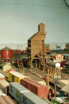 """Railroad Line Forums - The Gallery: Mar. """"Towers: Water, Coal & More"""""""
