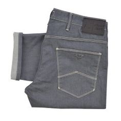 J06 Slim Fit jean in Grey   EQVVS