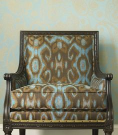 Giselle Chair - Ethan Allen - We plan to use two of these chairs in the Living Room in New Home.